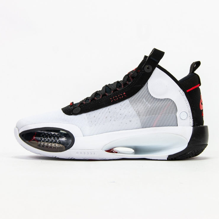 Air Jordan XXXIV GS (white/blk/red)