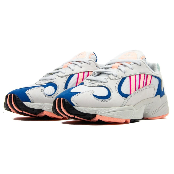 Yung-1 (Crystal White/Clear Orange/Collegiate Royal)