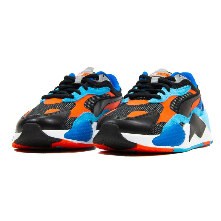 RS-X3 Level Up (Puma Black/Hot Coral)