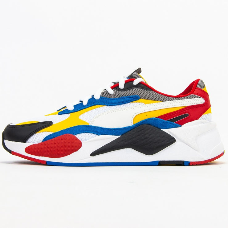 RS-X Puzzle (Puma White/Spectra Yellow/Black