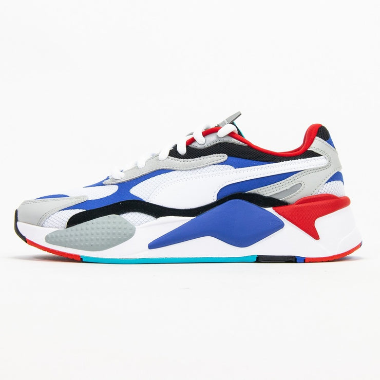 RS-X Puzzle (Puma White/Dazzling Blue/High Rise)