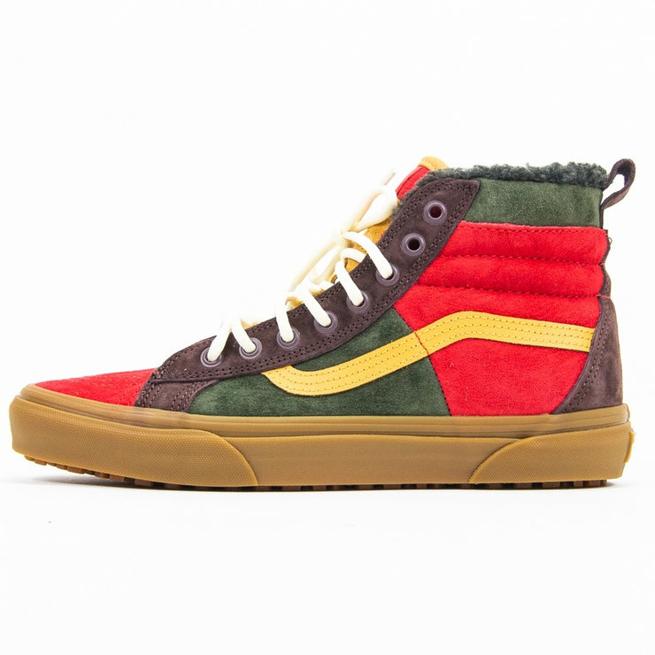 Sk8-Hi 46 MTE DX (Poinsettia/Forest Night)