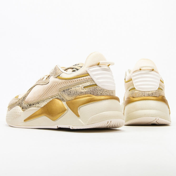 W RS-X Winter Glimmer (Wht/Blk/Team Gold)