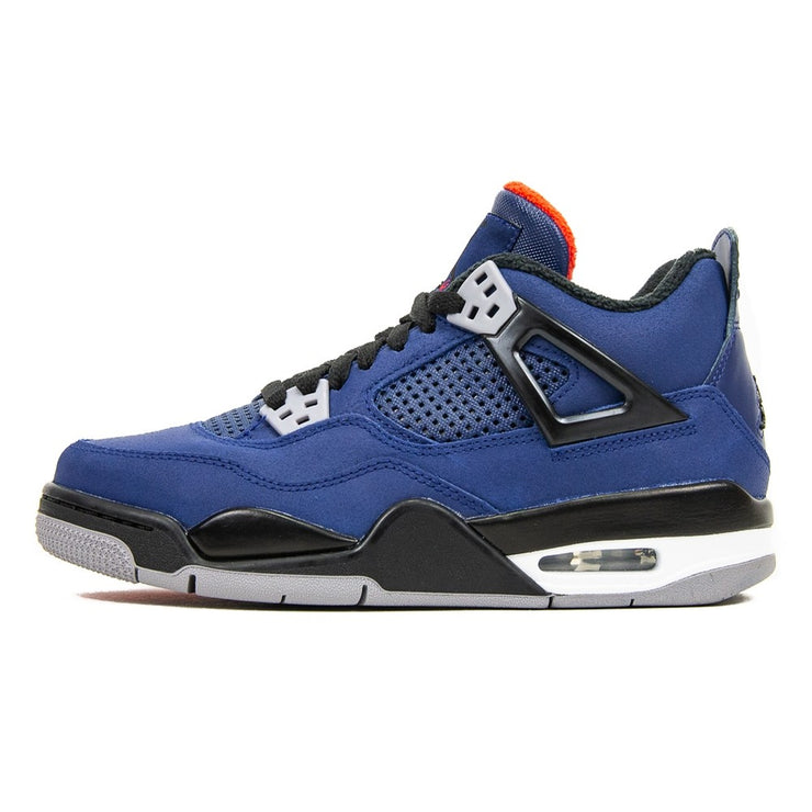 Air Jordan 4 Retro WNTR BG (Loyal Blue/Black/White)