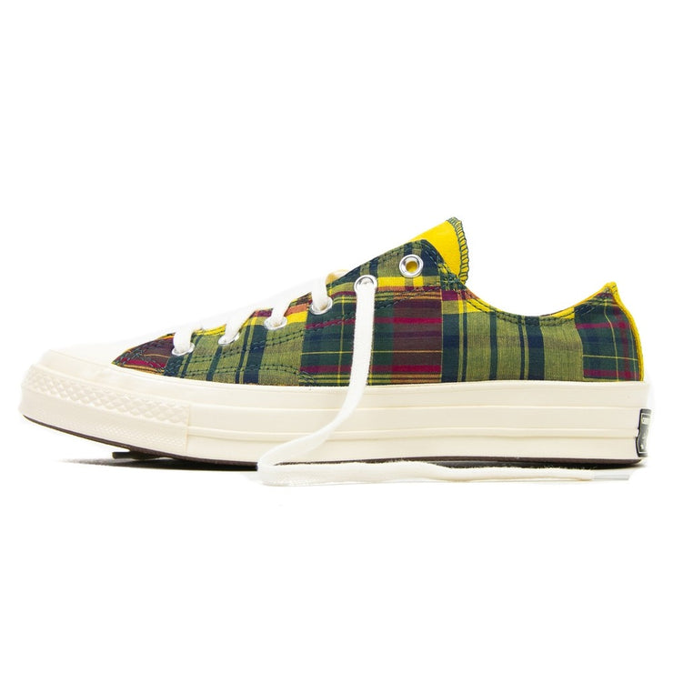 Chuck 70 Ox (Amarillo/Faded Spruce/Rose Maroon)