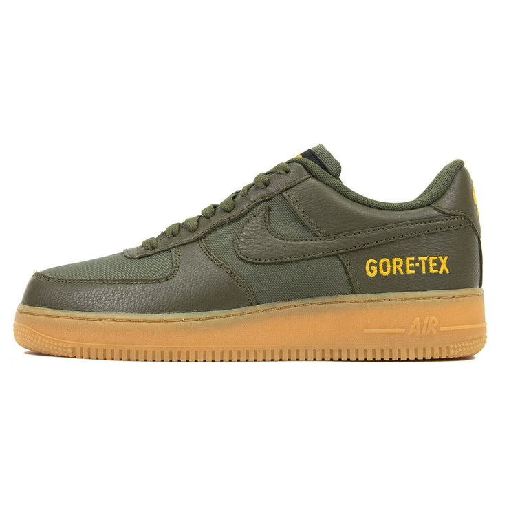 Air Force 1 GTX (Medium Olive/Sequoia/Gold)