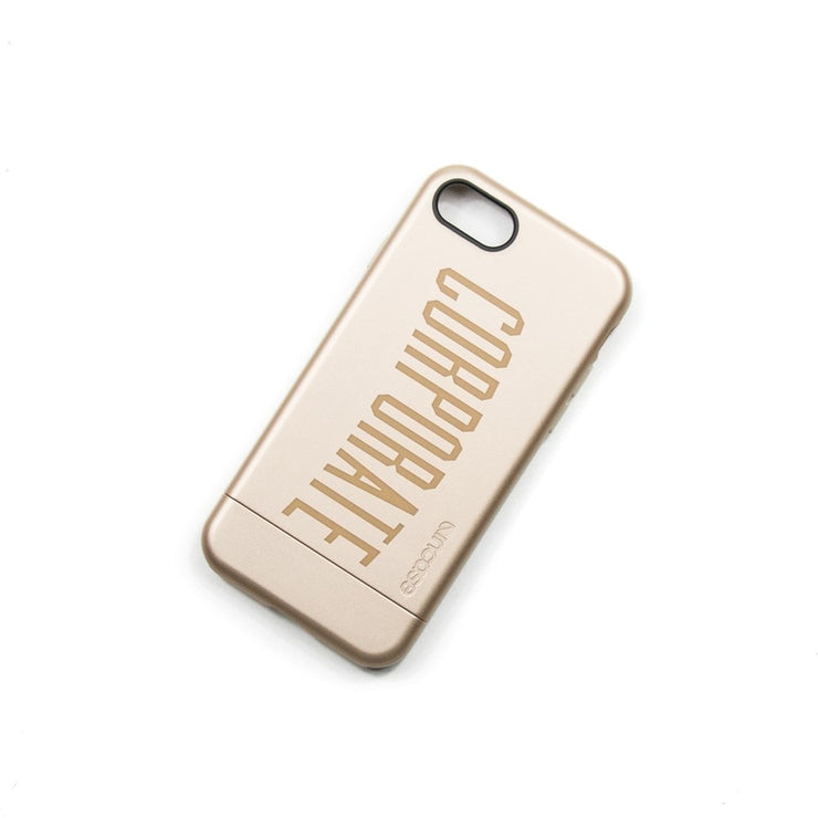 iPhone 7 Corporate Case (Gold)