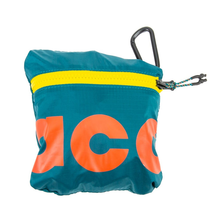 ACG Packable Duffle Bag (Blue/Red)