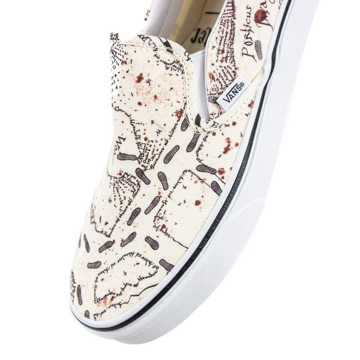 Classic Slip-On (Harry Potter Marauders Map )