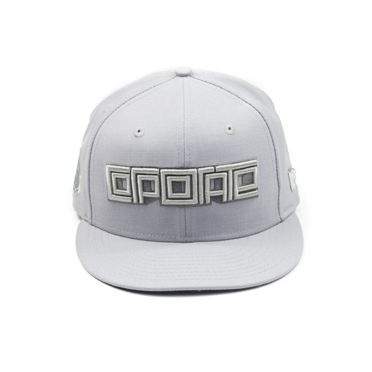 Corporate OG Block Snapback (Grey)