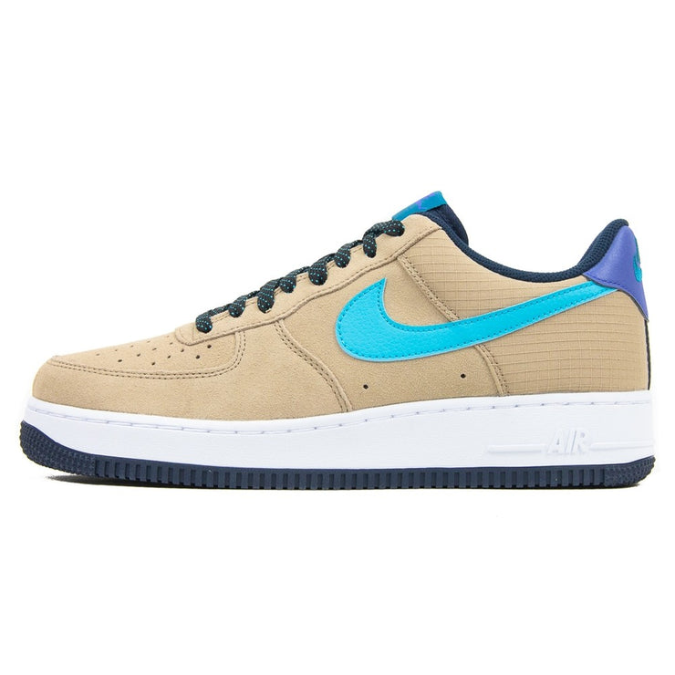 Air Force 1 '07 LV8 2 (Khaki/Blue Fury/Persian Violet)