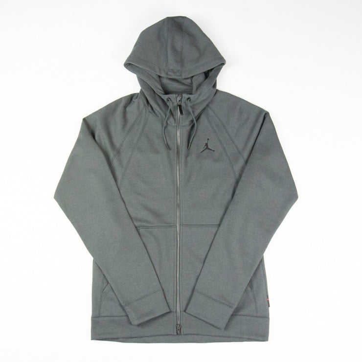 Jordan Flight Fleece Zip (Charcoal)