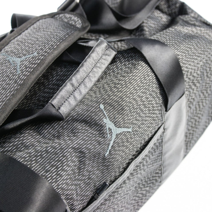 Jordan Unstructured Shield Duffle (Black)