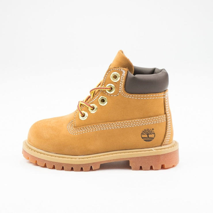 6 Inch Premium Boot Toddler (Wheat)