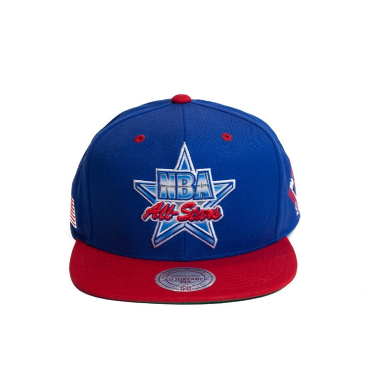 1991 All Star Snapback (Blue/Red)