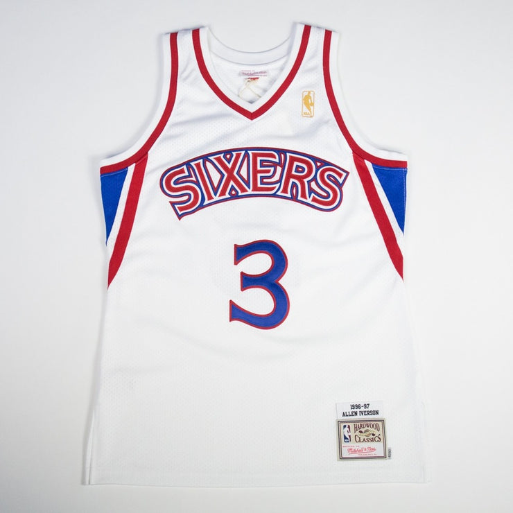 Authentic Allen Iverson Jersey (96-97)