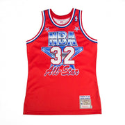 Authentic Magic Johnson Jersey (91 All Star)