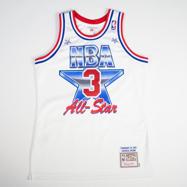 Authentic Patrick Ewing Jersey (91 All Star)