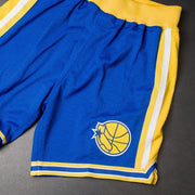 NBA Authentic Shorts (Golden State Warriors)
