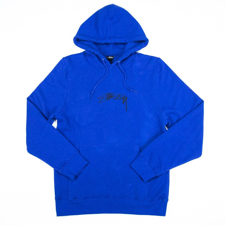 Smooth Stock Applique Hood (Dark Blue)