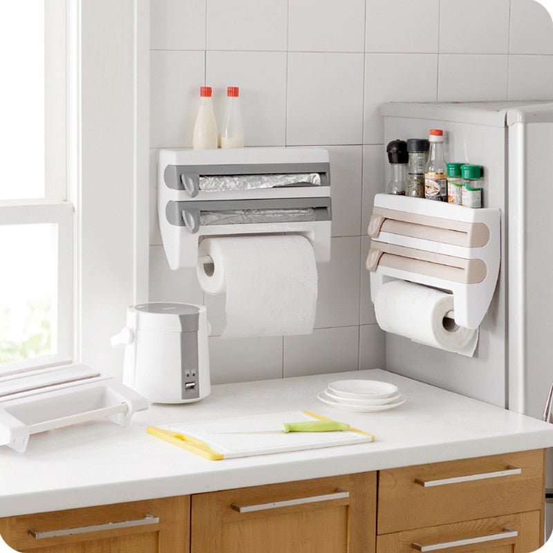 Multifunctional Kitchen Storage Rack