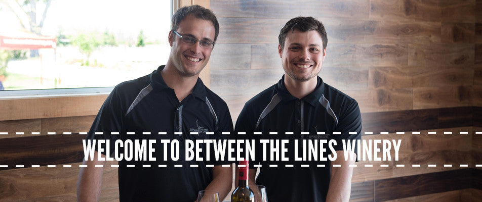 Welcome to Between The Lines Winery