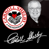 Carroll Shelby Collector Bottle - all inclusive (includes free delivery)