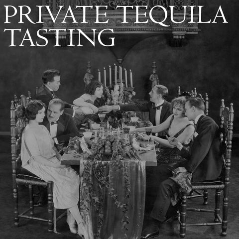 Private Tequila Tasting