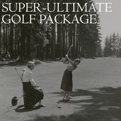 Super ultimate golf Package
