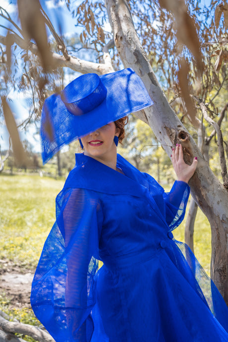 Myer Millinery Award 2020 Fashions on Your Front Lawn