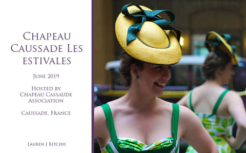 Chapeau Caussade Les estivales 2019 - Awards and Competition - Lauren J Ritchie