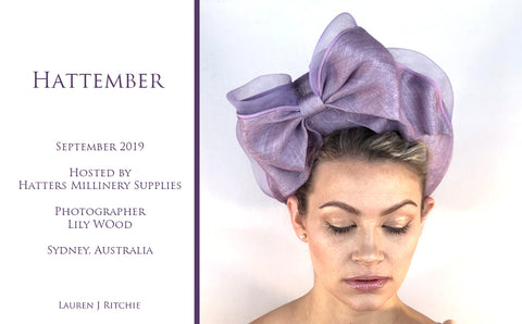 Hattember 2019 - Awards and Competition - Lauren J Ritchie