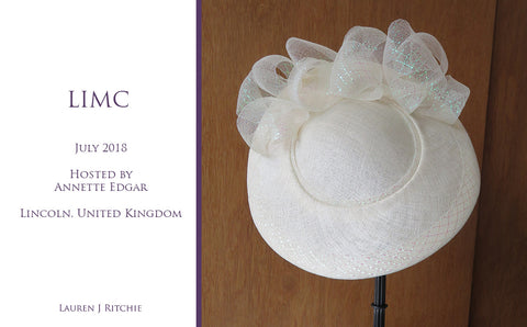 LIMC 2018 - Awards and Competition - Lauren J Ritchie