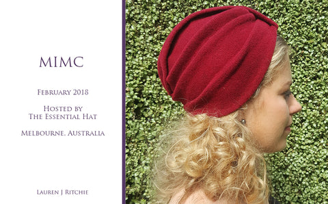 MIMC 2018 - Awards and Competition - Lauren J Ritchie