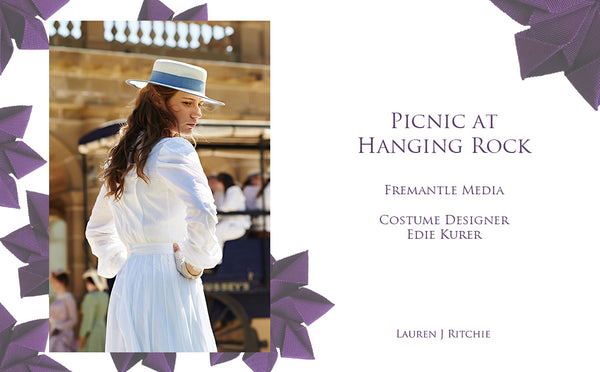 Picnic at Hanging Rock - Theatrical Millinery - Lauren J Ritchie