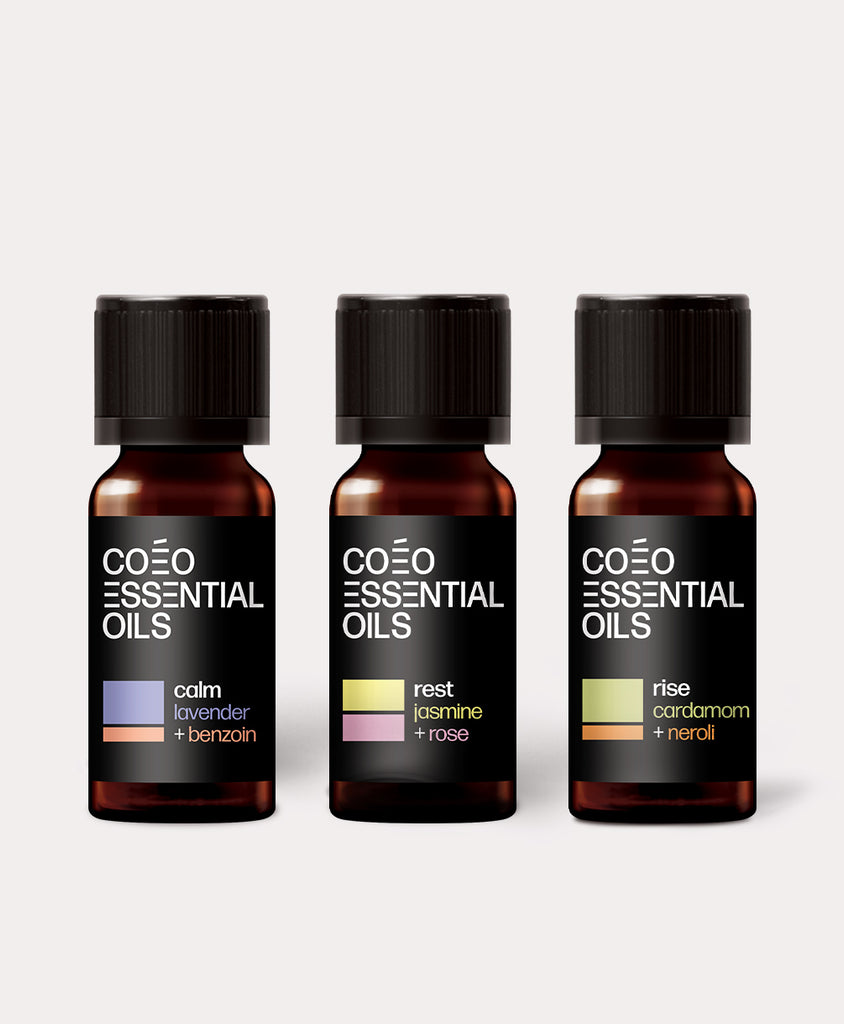 Essential oil packs