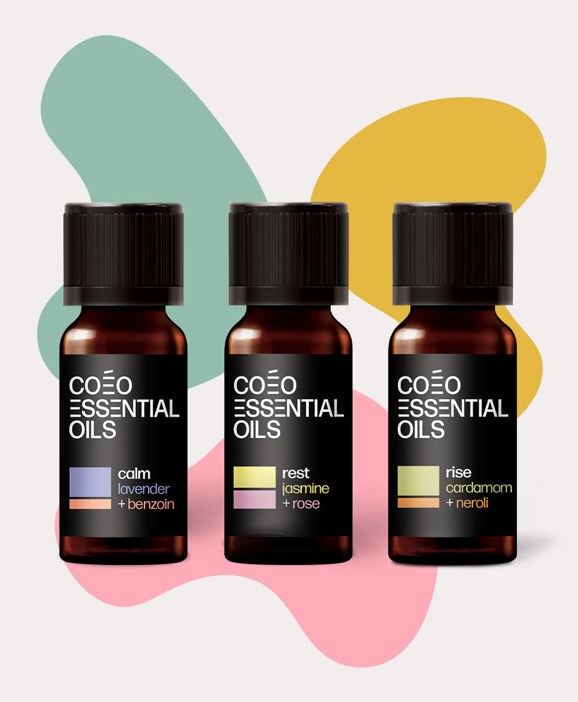 Essential Oils Blends Pack