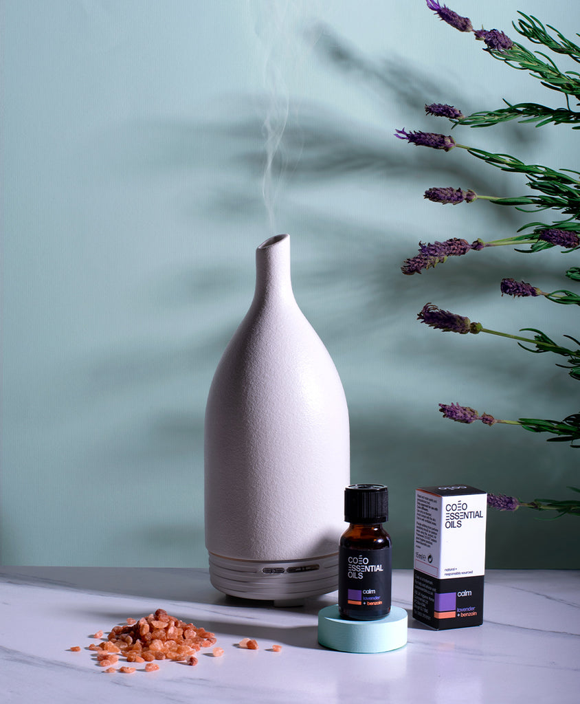 Calm Essential Oil Blend - Lavender & Benzoin