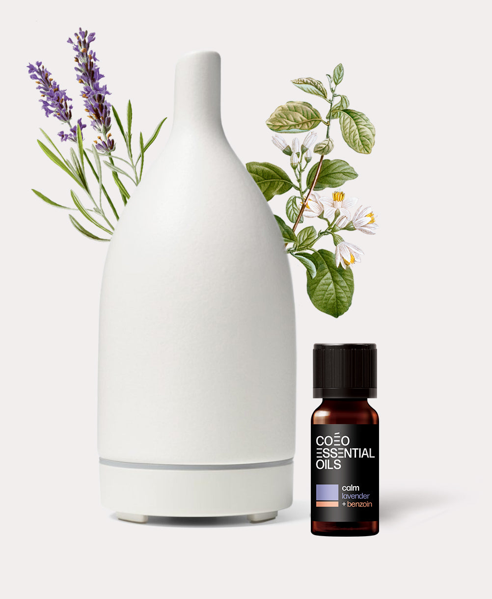 Time to Relax Diffuser Starter Kit