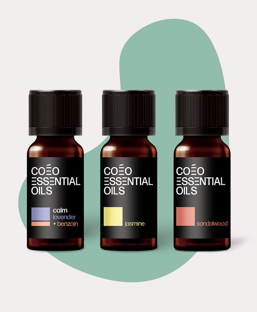 Time to Relax Essential Oils Pack