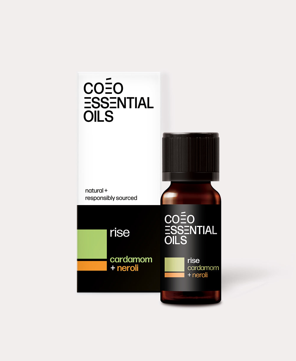 Rise Essential Oil Blend - Cardamom & Neroli