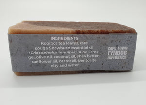 FS-01 Rooibos Scrub with Kouga Snow bush & Aloe Ferox
