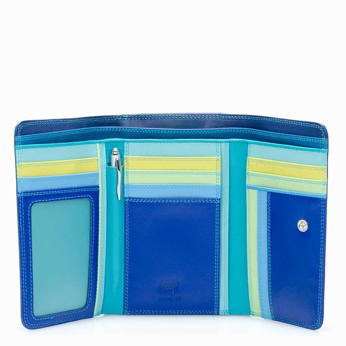 MyWalit Medium Trifold Wallet Seascape