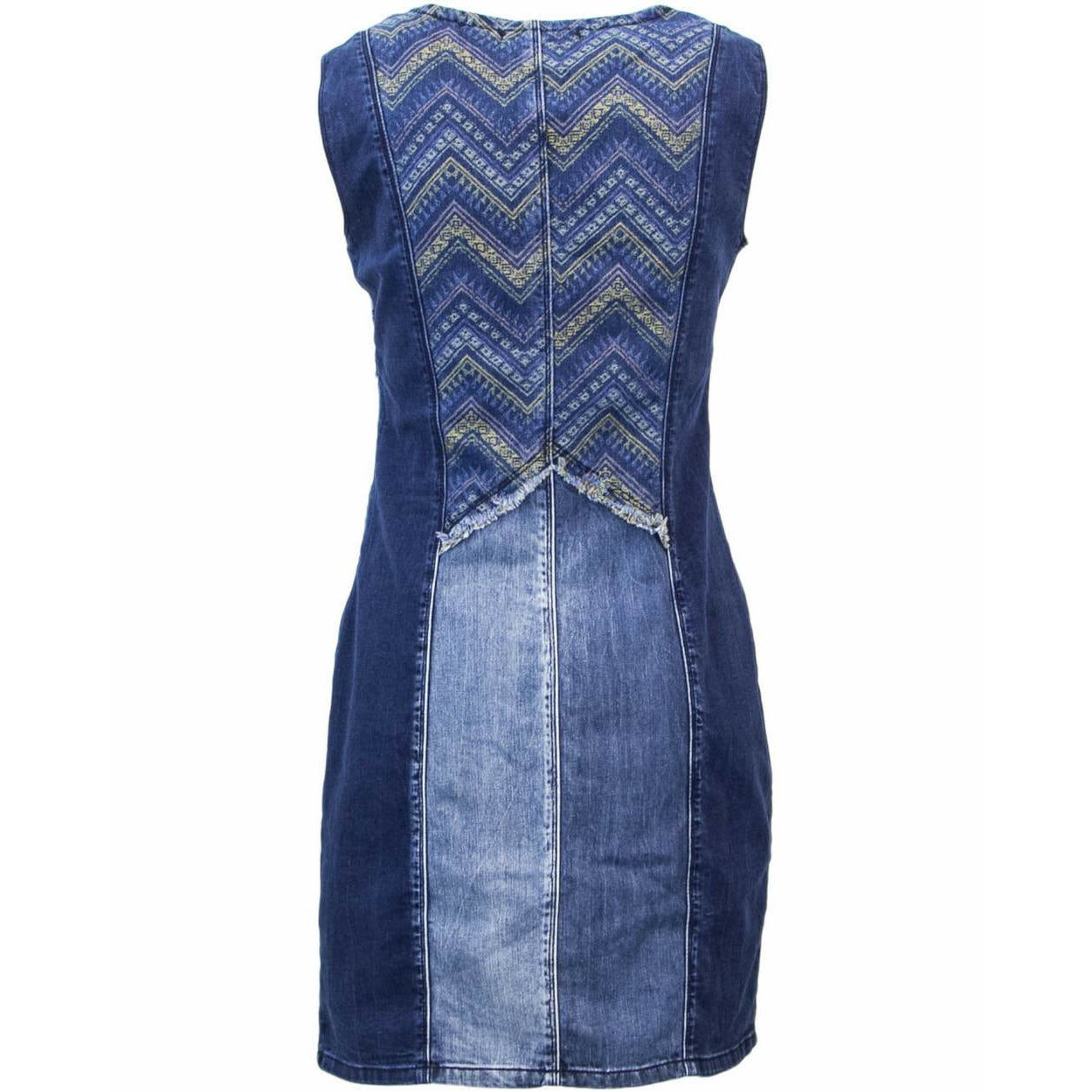 Desigual Denim Dress