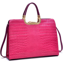 The Pink Brie Tote