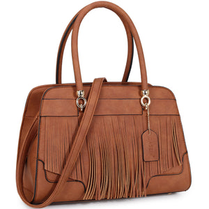 The Brown Kim Tote