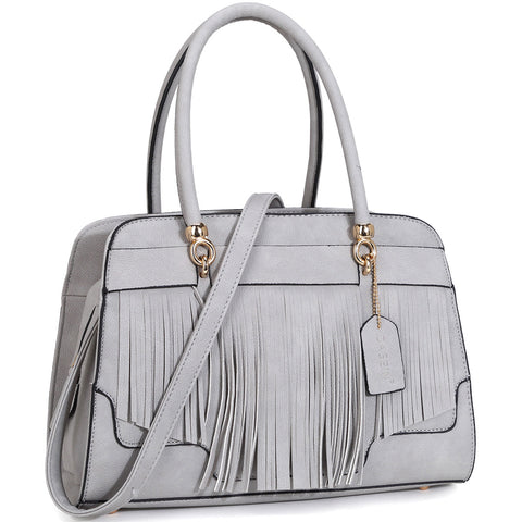 The Grey Kim Tote