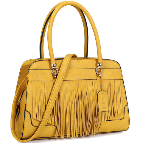 The Yellow Kim Tote