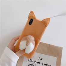 Load image into Gallery viewer, Corgi Butt and Pussycat Butt Cell Phone Case