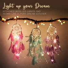 Load image into Gallery viewer, (50% OFF)Fairy Dream Catcher Light